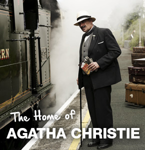 Home of Agatha Christie