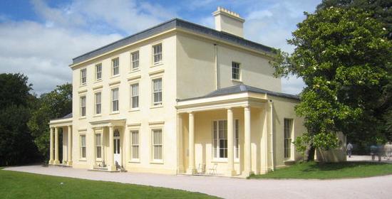 Greenway House half